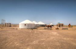 Jurta camp