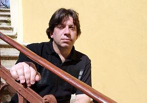 Leo Cunha - foto para divulgação. Fotógrafo Ignácio Costa