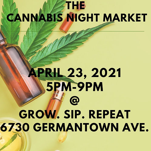 The Cannabis Night Market