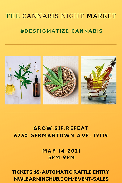 Cannabis Night Market (May)