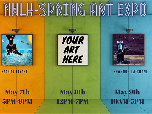 NWLH: Spring Art Expo