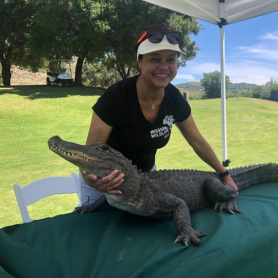 2020 Mission:Wildlife Golf Event