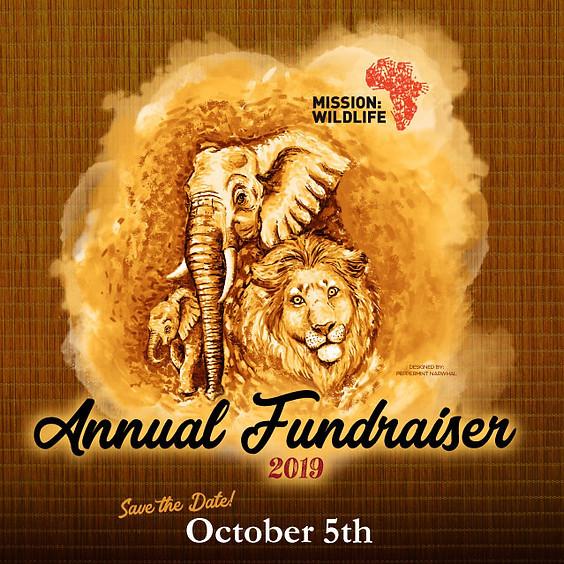 2019 Mission: Wildlife Annual Fundraiser
