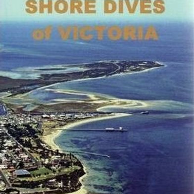 Shore Dives of Victoria, Book by Ian Lewis