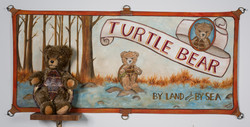 TURTLE BEAR: BY LAND AND BY SEA