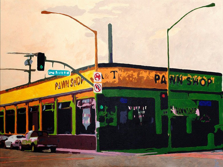 Long Beach Blvd