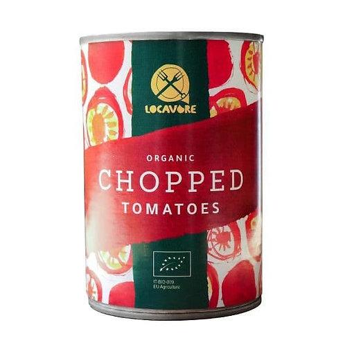 Chopped Tomatoes - org. (400g)