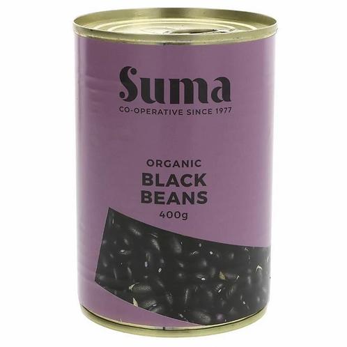Black Beans - org. (400g)