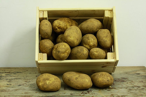 Potatoes - org (£0.90/kg)
