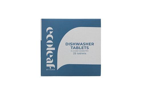 Dishwasher Tablets - Ecoleaf  (25 units)