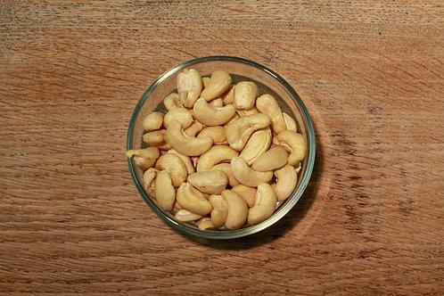 Cashews - org, whole (250g)