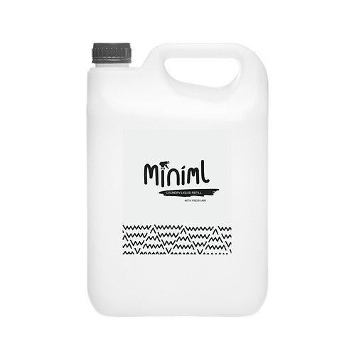 Laundry Liquid, Fresh Air - Miniml (per 100g)