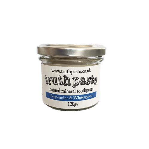 Toothpaste Peppermint and Wintergreen - Truthpaste (120g)