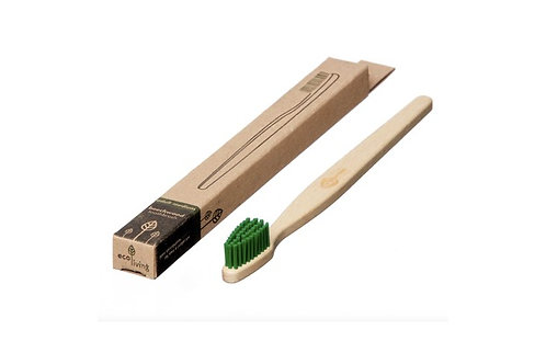 Beachwood Toothbrush - Ecoliving