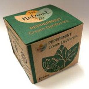 Cream Deodorant, Bicarb-free - Natural Spa