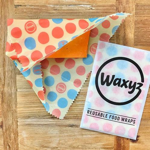 Vegan Food Wraps - Waxyz