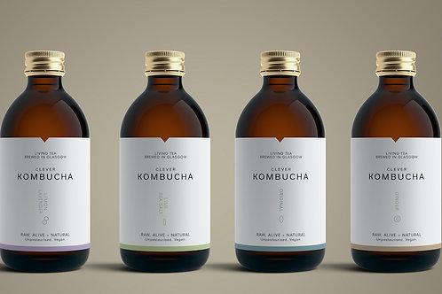 Clever Kombucha (300ml)