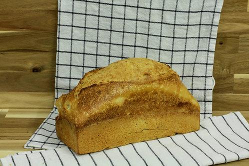 Tin Loaf Sourdough - The Hundredth Monkey Bakery