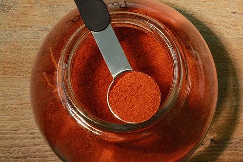 Paprika (per 50g)