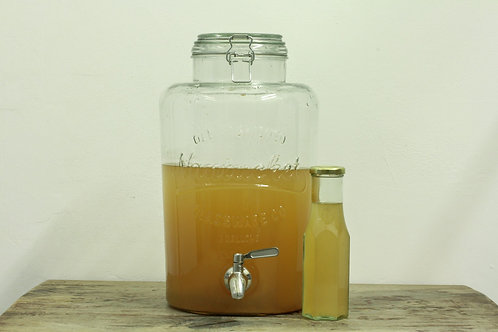 Apple Cider Vinegar - org, unfiltered with the mother (per 500ml)