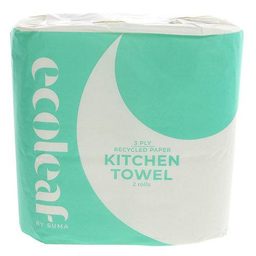 Kitchen Towels - Ecoleaf (2 pack)