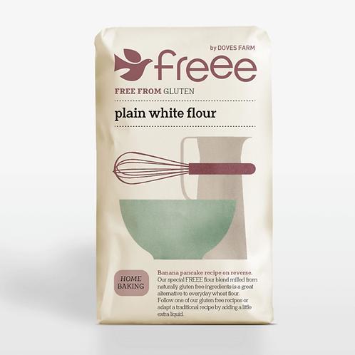 Gluten-free Plain White Flour 1kg