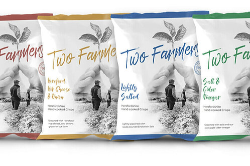 Crisps - Two Farmers (150g)