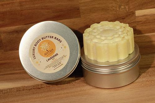Luxury Body Butter Bars (100g)