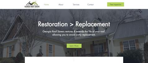 Georgia Roof Savers