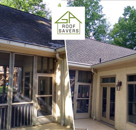 Lake Lanier, GA -  Eco-Friendly Roof Cleaning & Roof Maxx Treatment