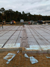 Clubhouse Slab on Grade