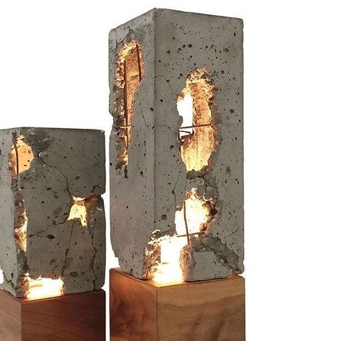 Concrete Accent Light
