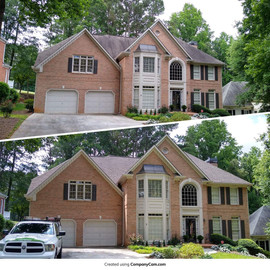 Acworth, GA - Eco-Friendly Roof Cleaning & Roof Maxx Treatment