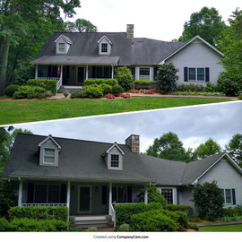 Morganton, GA -  Eco-Friendly Roof Cleaning & Roof Maxx Treatment