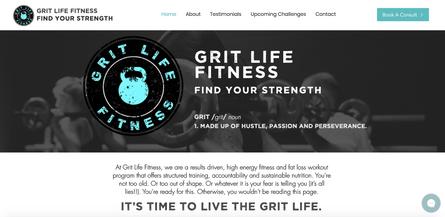 Grit Life Fitness
