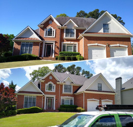 Eco-Friendly Roof Cleaning - Kennesaw, GA