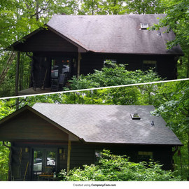 Blue Ridge, GA -  Eco-Friendly Roof Cleaning & Roof Maxx Treatment