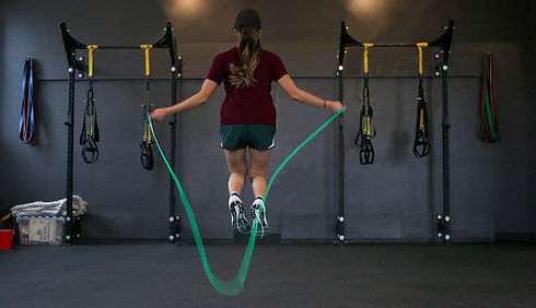 Agility Cardio and conditioning personal training with transformation coach