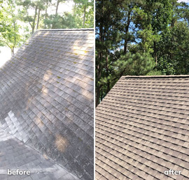 Cumming, GA - Eco-Friendly Roof Cleaning & Roof Maxx Treatment