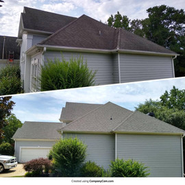 Cumming, GA - Eco-Friendly (Bleach-Free) Roof Cleaning