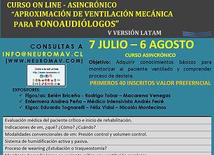 VENTILACION MECÁNICA PARA FONOAUDIOLOGOS