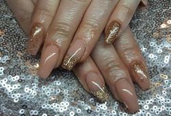 Gold Glitter #welove