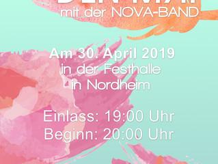 Einladung zum Tanz in den Mai 2019