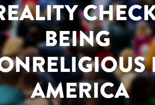 Nonreligious Americans Face Discrimination