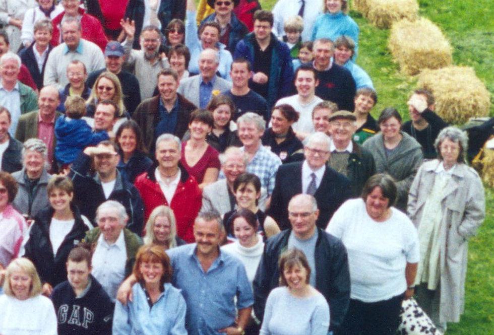 Village Photo, Golden Jubilee, 2002 - right side