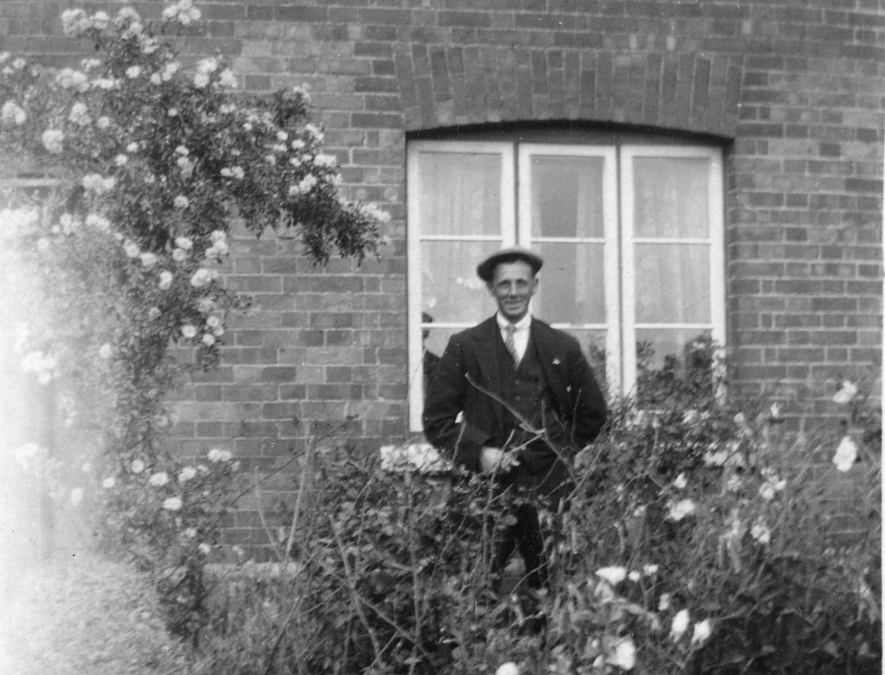 Charles William Gubbins at Calvert