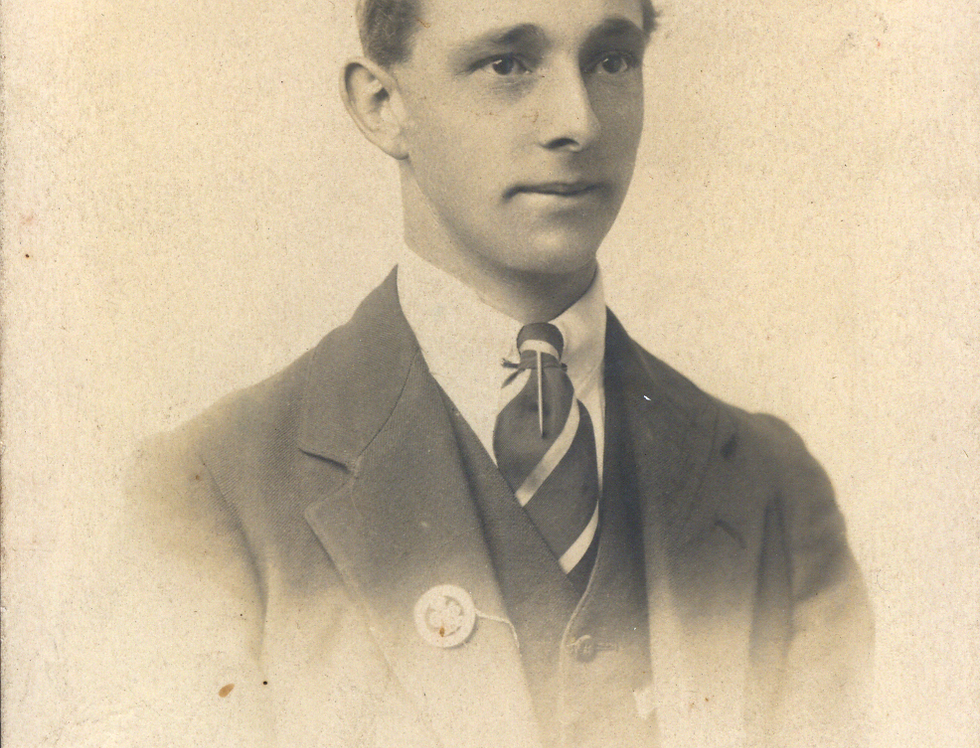 John Arthur Gubbins of Byfield