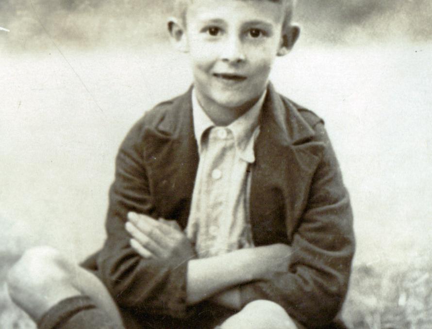 Roy Gubbins at Eydon