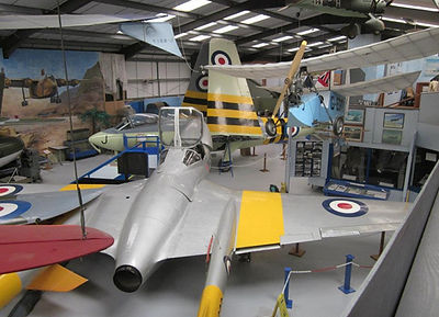 Airworld Aviation Museum