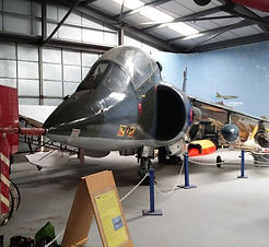Hawker Siddeley T-Bird Harrier T.2